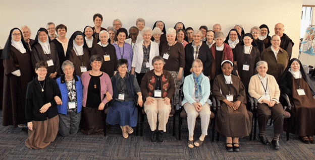 Carmelite Communities Associated